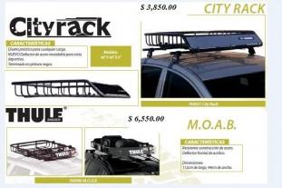 CANASTILLA CITY RACK Y MOAB