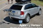 CONOCE A DETALLE LOS NUEVOS  PORTABICICLETAS DE TIRON APEX y VERTEX PORTADA