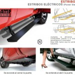 ESTRIBOS ELECTRICOS