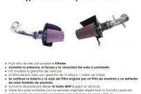 FILTROS K&N 3