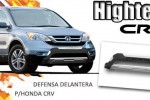 HIGHTECH CRV DEFENSA DELANTERA