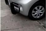 Toyota Avanza  protectores de facias delantero  1